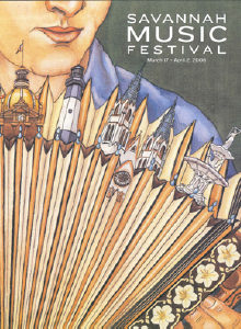 Program Book Cover 2006