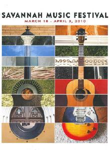 Program Book Cover 2010