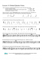 Dotted Quarter Notes Theory